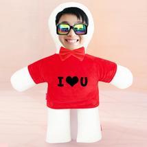 Customized humanoid pillow diy photo doll - $22.28