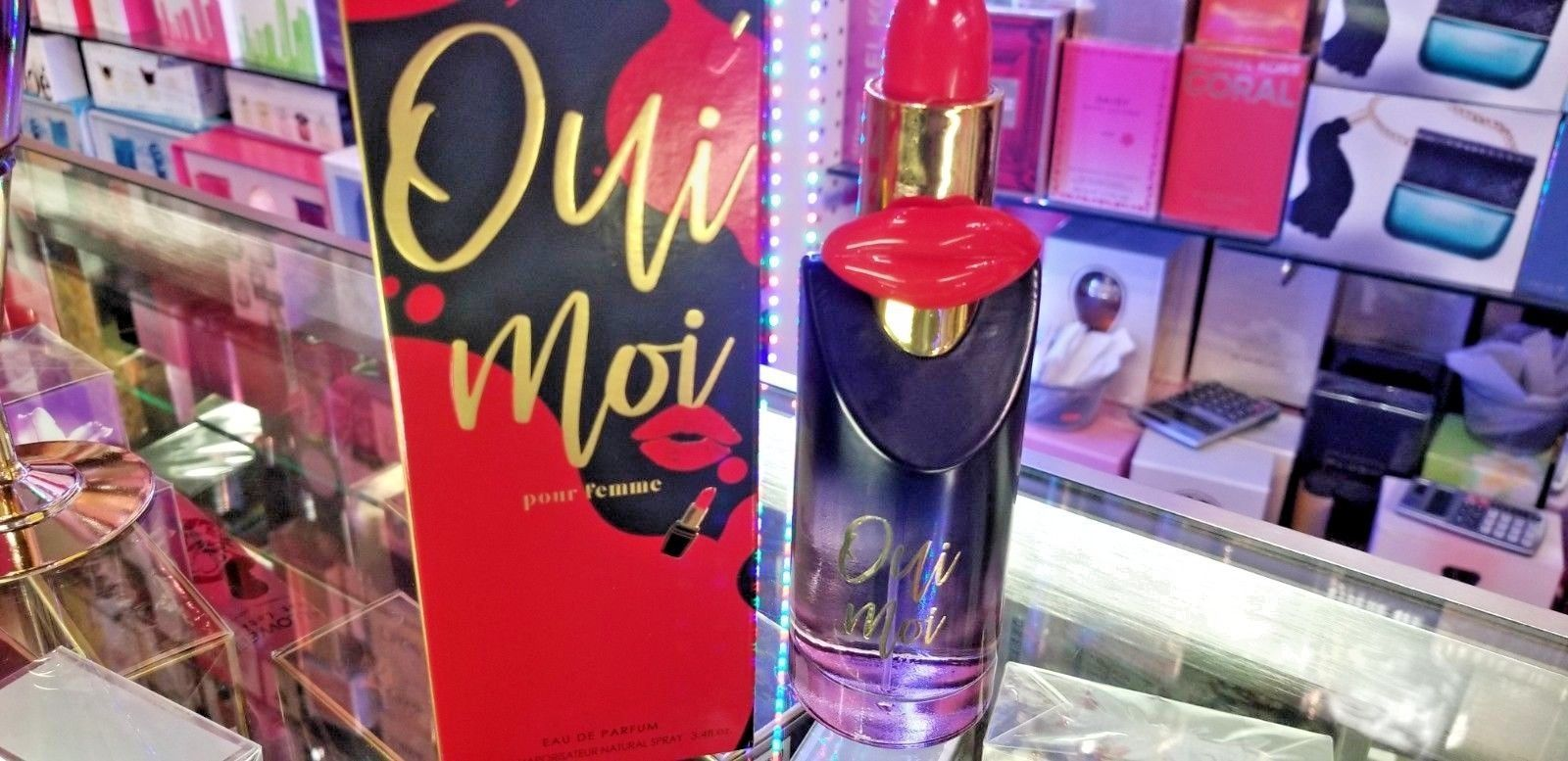 8e1facf9c2 Oui Moi Pour Femme by Mirage Brands 100 ml and 50 similar items
