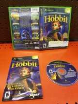 Hobbit (Microsoft Xbox, 2003) Tested & Working Complete - $5.83