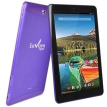 Envizen EVT10Q Quad-Core 1.2GHz 1GB 16GB 10.1 1280x800 IPS Touchscreen 3... - $86.30