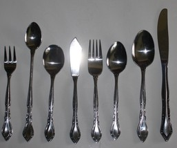 Stanley Roberts Rogers Stainless Flatware ~ Auberge ~ You Choose - $1.24+