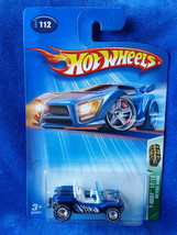 Hot Wheels - Treasure Hunt  12/12 - 2004 Meyers Manx - '04 Card - $5.65