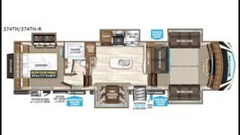 2018 Grand Design SOLITUDE 374TH For Sale In Tallahassee, FL 32303 image 11