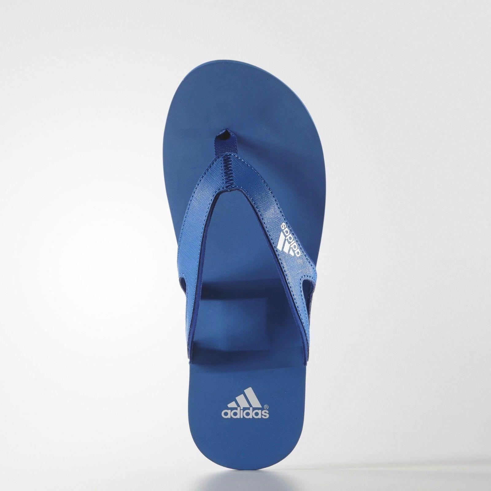 adidas Mens Calo 5 Flip Flops Sandals Pool Beach Shoes Slides image 5
