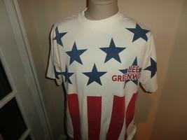 Vtg 90's ALL Over Lee Greenwood God Bless the U.S.A. Flag Concert Tshirt... - $39.59