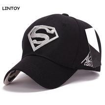 Baseball Superman Cap Snapback Hat Baseball Steampunk Movie Crochet Caps... - $9.00