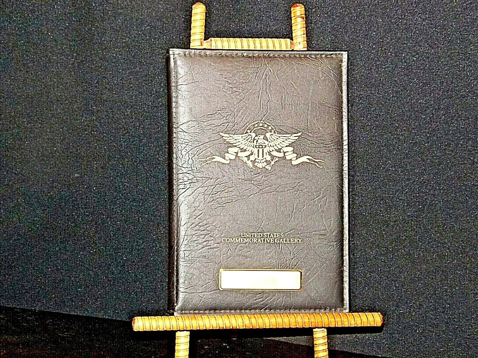 Antique Liberty Collection Hard Cover United States Commemorative GalleryAA19-
