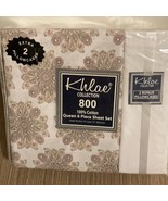 Khlae Collection 800  100 % Cotton Queen 6pc set - $45.00