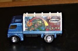 Matchbox - Billboard Truck - Toy Store - 2002  - $3.75
