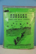 Rolling Thunder Air War over North Vietnam: Commando Games 1979 2/3 Punched - $57.42