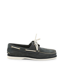 Chaussures Timberland Homme CLASSICBOAT, Mocassins Bleu élégantes loafers - $138.00