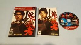 Onimusha: Warlords Greatest Hits (Sony PlayStation 2, 2002) - $11.47