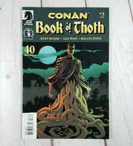 Conan Book Of Thoth #3 Kelley Jones Cover 1st Print 2006 Dark Horse - $4.09