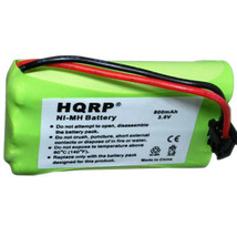 HQRP Phone Battery for Uniden BT-909 Lenmar CBC909 Dantona BATT-909 - $6.85