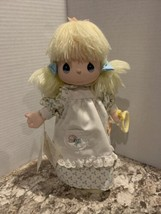 VTG Precious Moments Doll Music Box (You Are The Sunshine Of My Life)1988 - $23.27