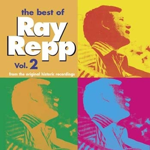 The best of ray repp vol. ii by ray repp 2