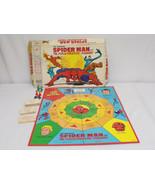 ORIGINAL Vintage 1977 Milton Bradley Spiderman Fantastic Four Board Game... - $46.39