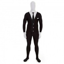 Morphsuit Adult Slenderman Monster Body Suit Halloween Deluxe Costume 78... - $54.99