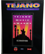 The 14th Annual TEJANO Muisc Awards March 13, 1004 Alamodome, Texas Program - $24.95