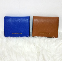 ❤️michael Kors Jet Set Leather Money Pieces Card Holder Nwt - $43.00+