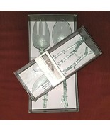 1 (One) MICHAEL ARAM MAD HOUSE Acrylic 14pc Fork Knife Spoon & Salad Cut... - $21.84