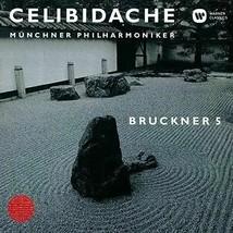 Bruckner / Celibidache,Sergiu - Bruckner: Symphony 5 [New CD] HqCD Remaster - $25.61