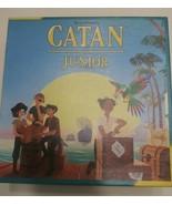 Catan Junior Klaus Teuber Mayfair Pirate Board Game Kids' Children's Com... - $7.91