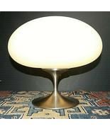 Vintage Bill Curry for Laurel Mid Century Modern Chrome Mushroom Lamp - $755.73