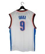 Adidas Serge Ibaka Oklahoma City Thunders Replica NBA Jersey (Large) - $29.69