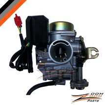 NEW Baotian BT49QT-11 20mm Carburetor for 50cc Moped - $40.43