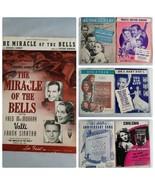 Klassischer Notenblatt 1940s Movie Songs Stück 7 Lied - $31.27