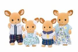 "Epoch Sylvanian Families Sylvanian Family Doll ""Fs-13 Family of Deer"" - $30.13"