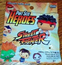 Funko Pint Size Heroes Street Fighter- YOU CHOOSE  - $5.48+