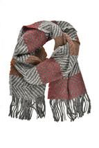 Giada Benincasa Unisex Knitted Scarf Warm Multicolor Size OS - $197.03
