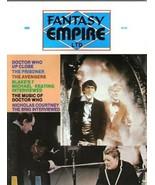 Fantasy Empire Limited Magazine #2 Doctor Who 1984 NEW UNREAD VERY FINE- - $5.24