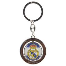 Real Madrid C.F. Metal Spinner Keyring - $25.36