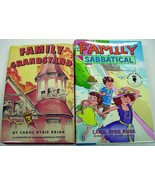 Family Grandstand & Family Sabbatical by Carol Ryrie Brink The Pink Motel author - $45.00