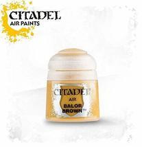 Games Workshop Citadel Air Paint: Balor Brown - $4.10