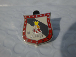 Disney Trading Pins 119774 DLR - 2017 Hidden Mickey - Signs - King of He... - $7.25