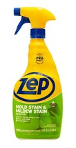 Zep Mold Stain and Mildew Stain Remover, 32 oz Spray Bottle - $7.95