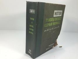 1983 Motor Truck & Diesel Repair Manual 36th Edition Professional Servic... - $19.99