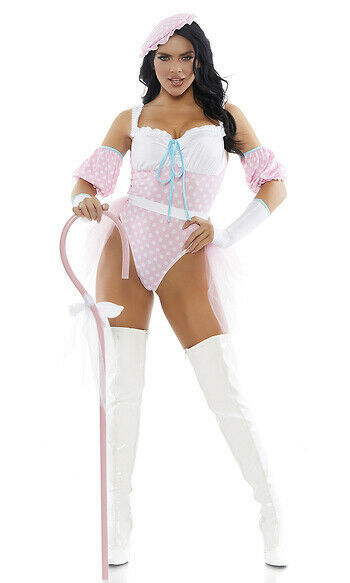 Forplay Peep This Bo Peep Toy Story Sexy Adulto Donna Halloween Costume 559608