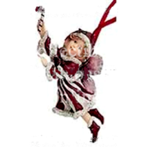 "Boyds Faeriessence ""Candice Faeriecane...Holiday Sweets"" Ornament- #2581... - $29.99"