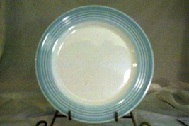 """Lenox 2019 Tin Can Alley Four Blue Accent Salad Plate 9 1/4"""" New - $18.70"""
