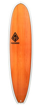 "Paragon Surfboards Modern Noserider 9'0"" Wood Grain Epoxy Surfboard - $460.00"