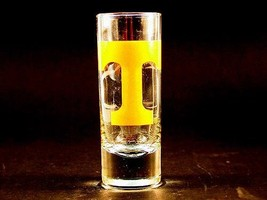 NCAA Licensed 2.5 Oz. Shooter Hype Cordial Style Shot Glass (Tennessee V... - $12.86