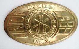 Sheet Metal Workers International SMWIA Local 2... - $19.55