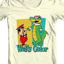 Wally Gator II T shirt 1970's Saturday morning cartoon Yogi's Gang graphic tee image 1