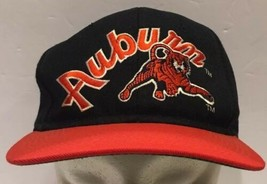 Vintage Auburn Tigers Sports Specialties Fitted Hat Cap 7 1/8 Logo 1984 - $37.39