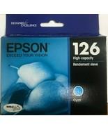 Epson -T126220-S - DURABrite 126 Original Ink Cartridge - $34.60